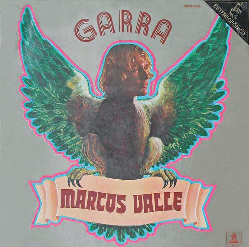 Marcos Valle - Garra (1971)
