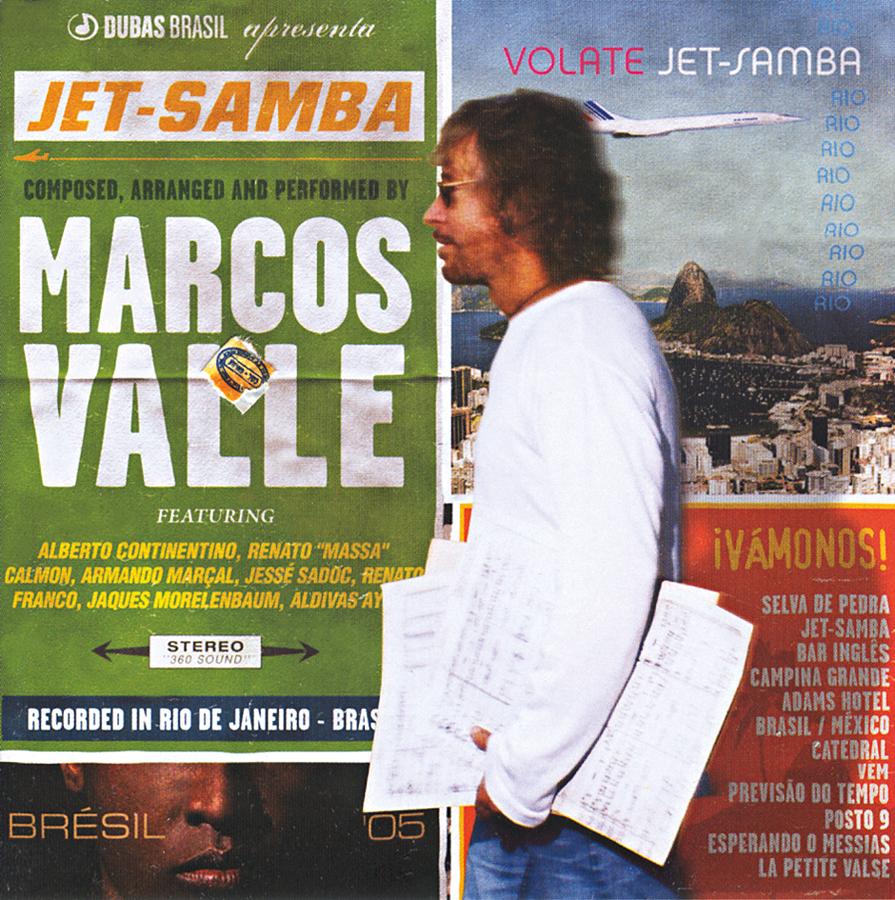 Marcos Valle - Jet Samba (2005)