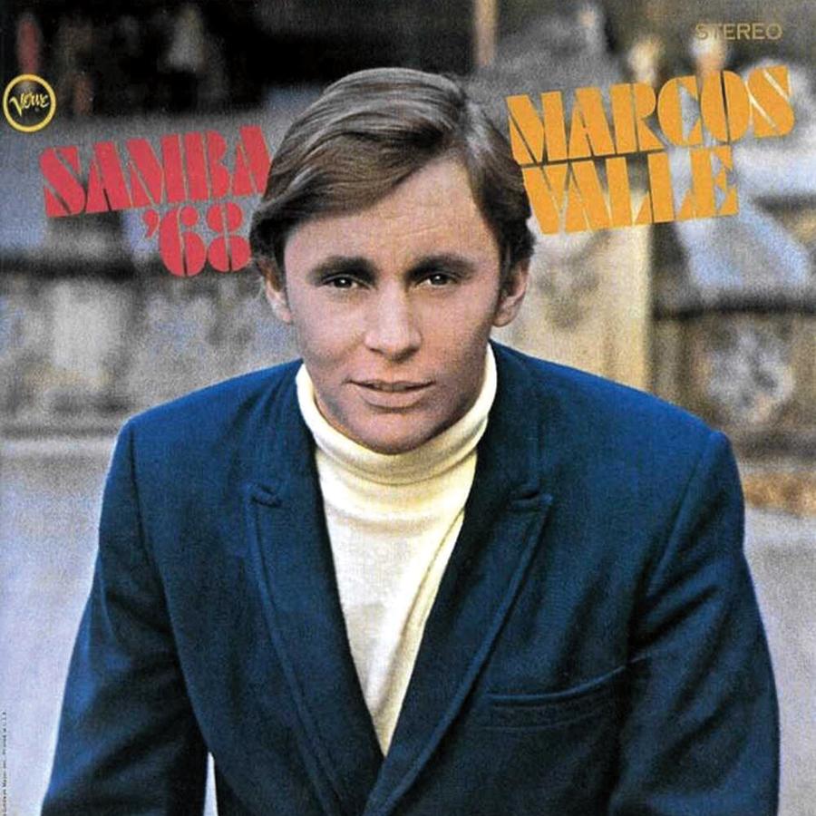 Marcos Valle - Samba 68' (1968)