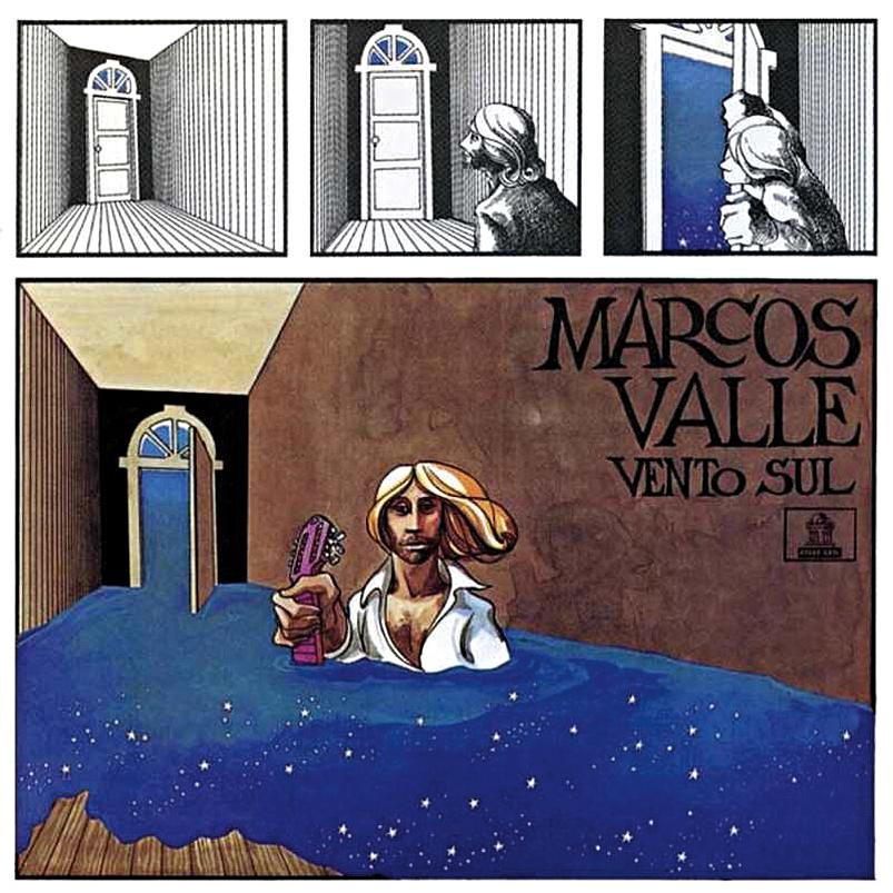 Marcos Valle - Vento Sul (1972)