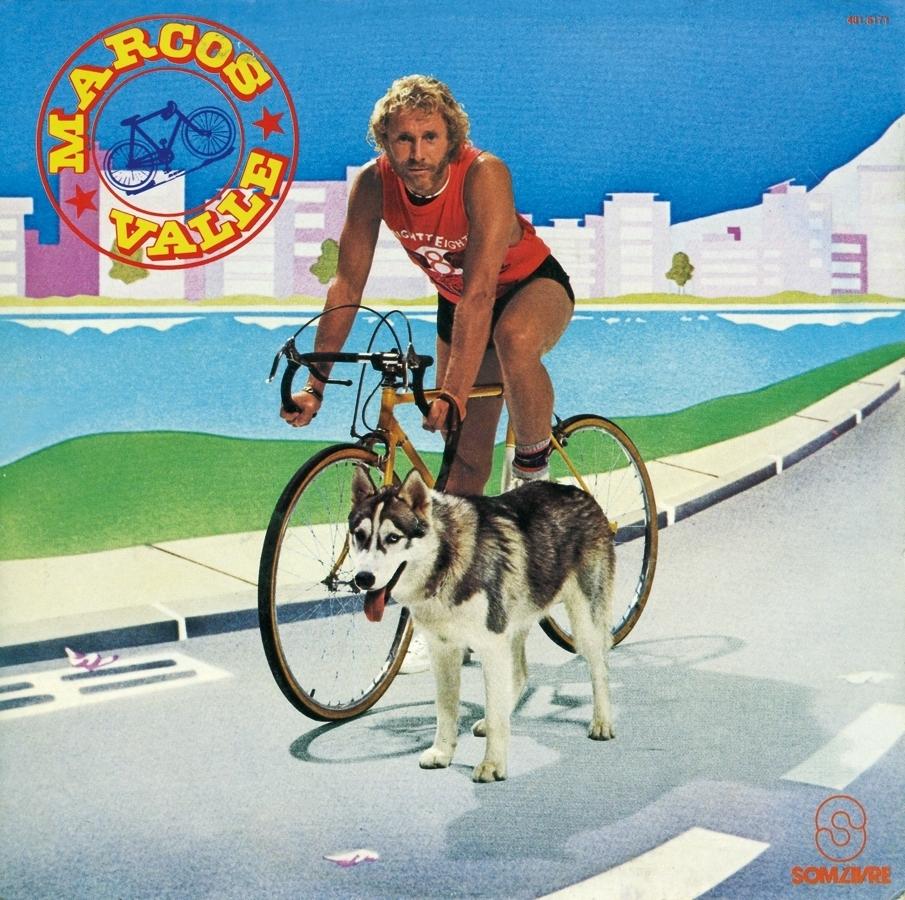 Capa do compacto de 'Bicicleta', de 1984