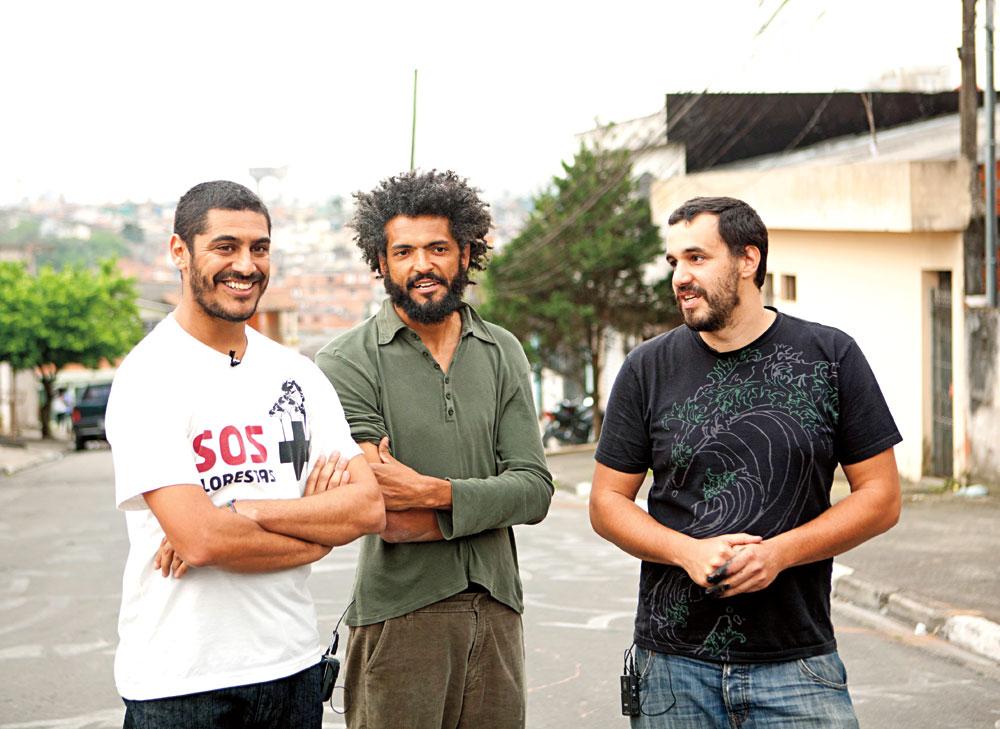 Criolo, Mauro e Orion