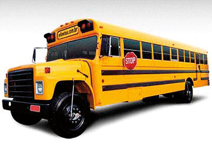 Resultado de imagem para ônibus escolar americano