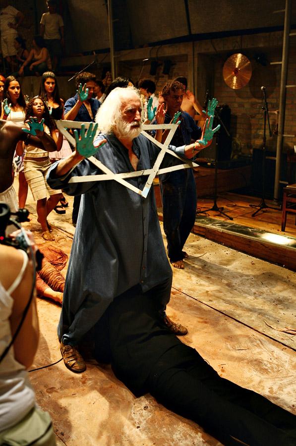 durante a passagem de Os sertões por Quixeramobim (CE)
