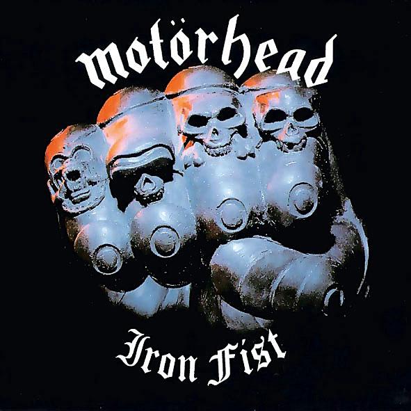 10 Além de maltratar sua guitarra como de costume, Fast Eddie maltrata também os fãs do Motorhead ao sair da banda logo após tocar e produzir o Iron Fist