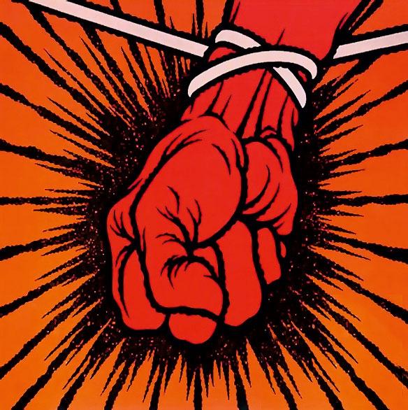 """02 Como todos os discos do Metallica feitos após o """"álbum preto"""", St. Anger também teve que lutar para ser aceito entre os cabeludos"""
