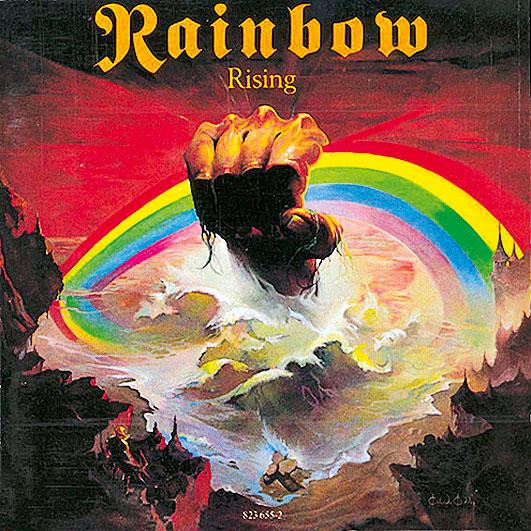 05 Foi com o disco Rising que o Rainbow encontrou o pote de ouro