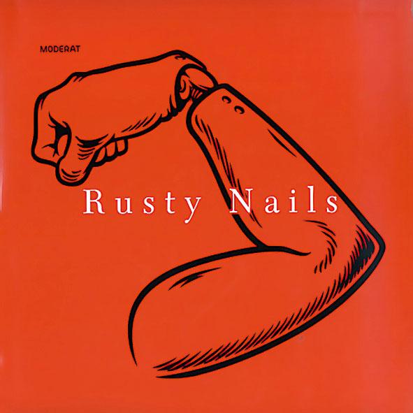 11 O single Rusty Nails, do Moderat, é um eletrônico mais industrial e soturno do que os trabalhos separados do Modeselektor e do Apparat