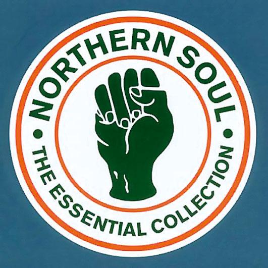 03 Este punho cerrado virou o símbolo do Northern Soul, uma linha de soul americano que se consagrou na Inglaterra. Qualquer coletânea que se preze, como esta, tem ele na capa