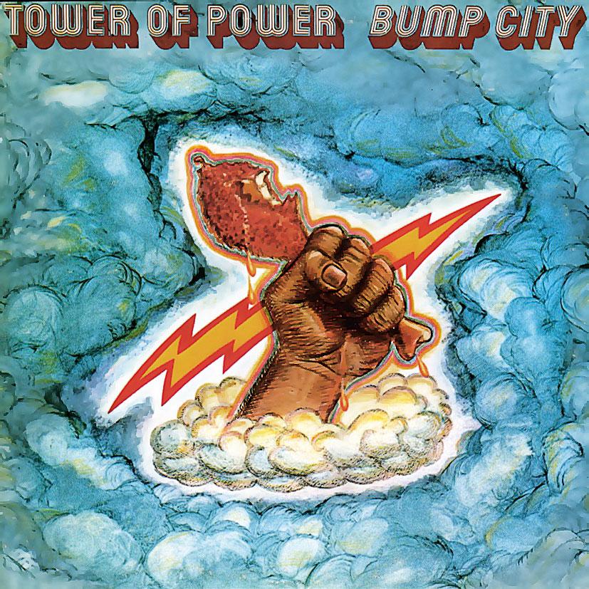 01 Apesar de ser o segundo disco dos branquelos do Tower of Power, o funk apurado de Bump City é o verdadeiro começo de uma carreira que brilha até hoje