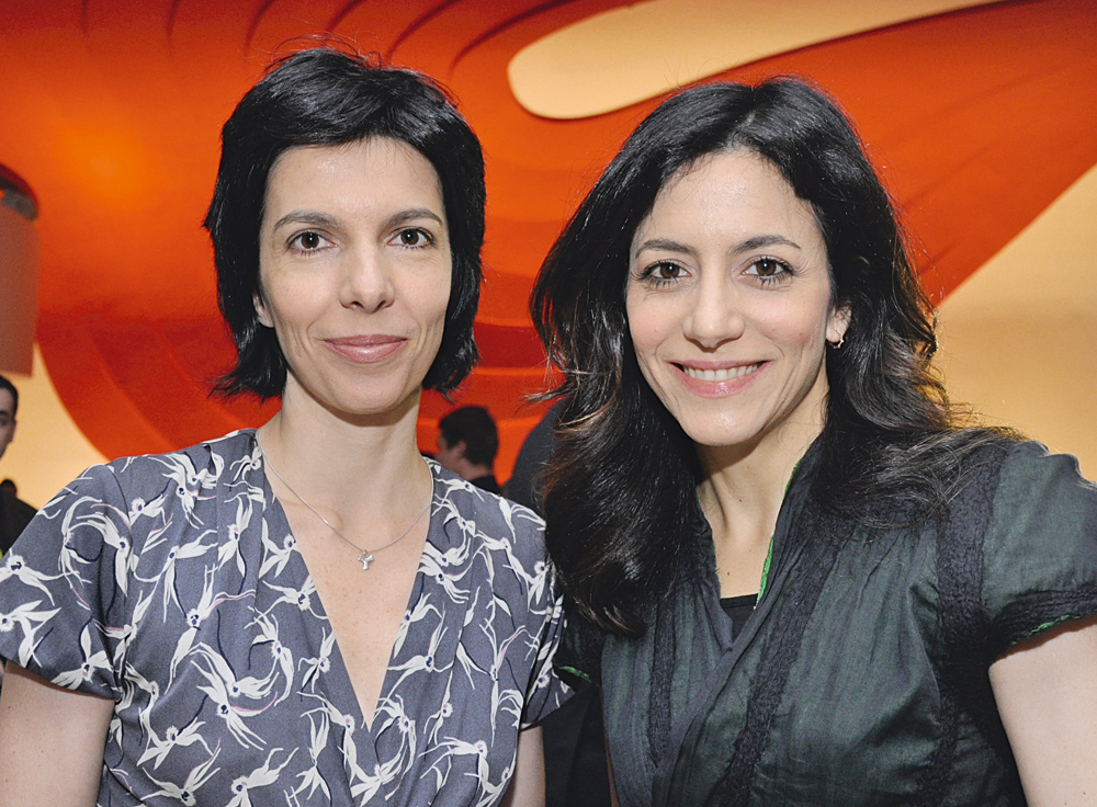 Denise Gallo e Marina Person