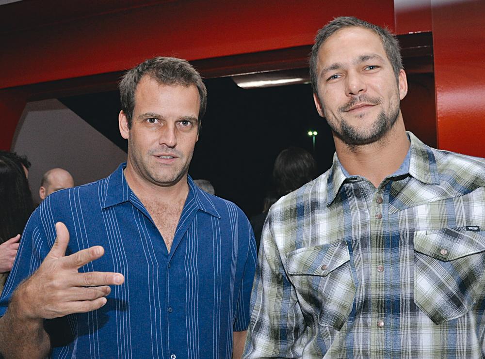 Marino Barros e Steven Allain
