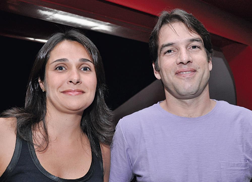 Mariana Garcia e Tiago Brantt