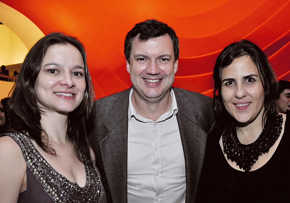 Phydia de Athaide, Renato Zuccari e Ciça Pinheiro