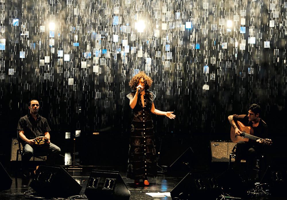 O encontro musical de Barbara Eugênia, Luiz Melodia, Andreia Dias e Wilson das Neves