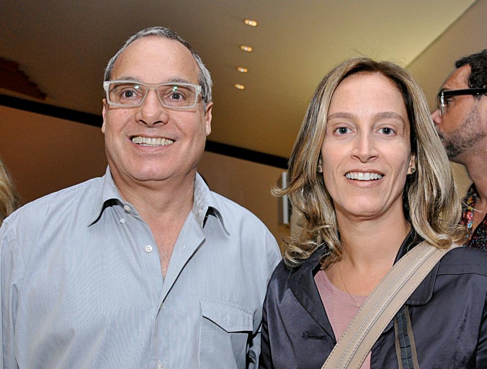 Álvaro Coelho da Fonseca e Marô Campos Mello