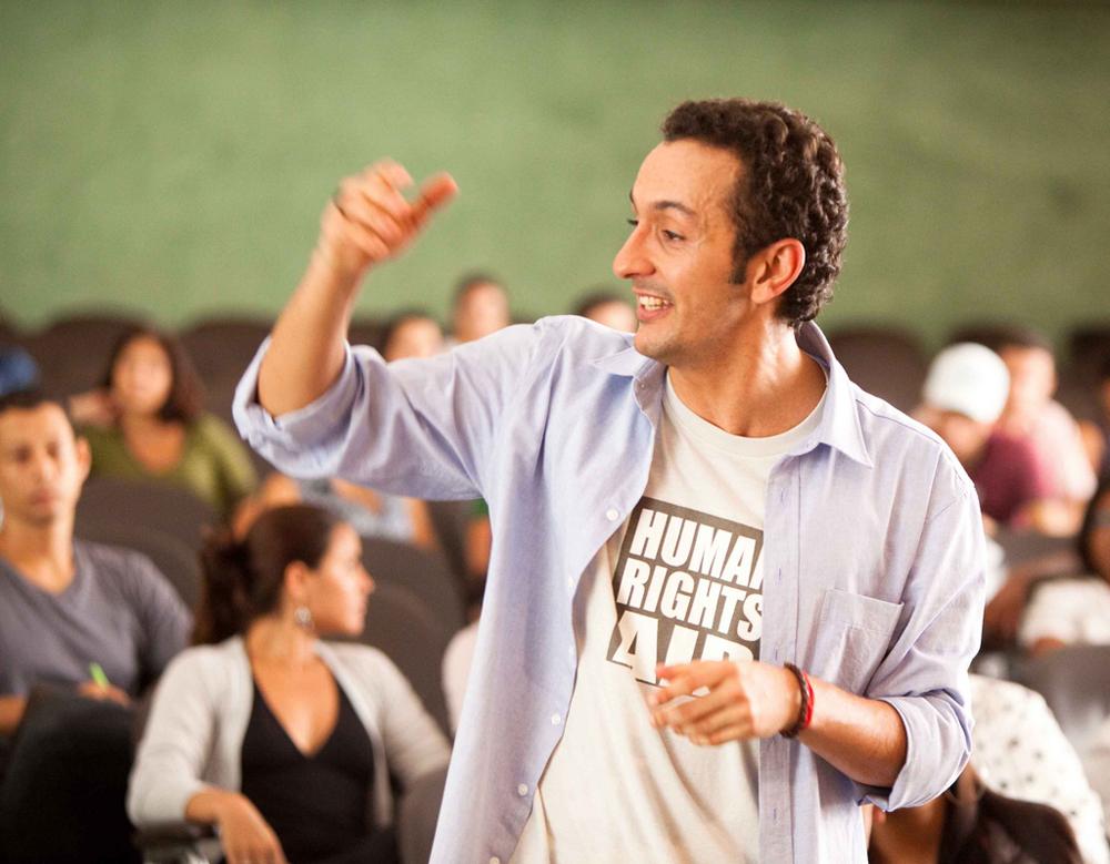 Fraga, o deputado do filme Tropa de Elite, mais do que inspirado em Marcelo Freixo
