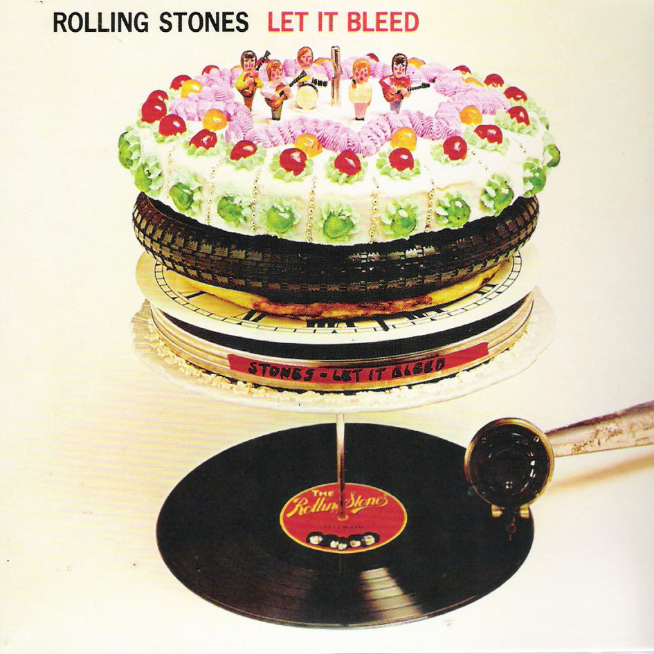 4 Let it bleed, dos Rolling Stones, é um réquiem para a década de 60 e para o guitarrista Brian Jones