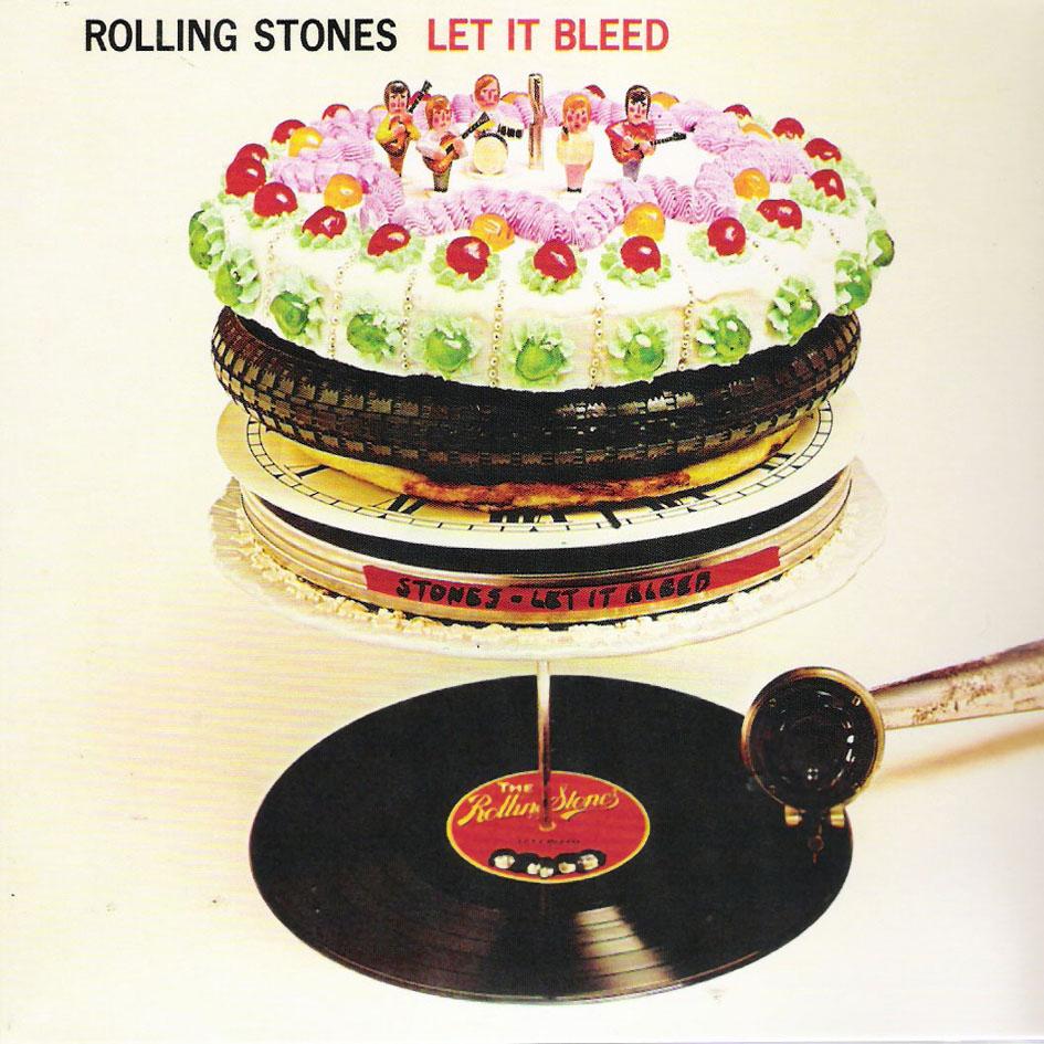 4 Let it bleed, dos Rolling Stones, é um réquiem para a década de 60 e para o guitarrista Brian Jones
