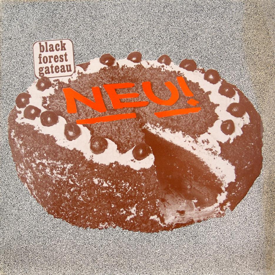 10 Black forest gateau é uma coletânea de três discos do Neu!, grupo seminal do krautrock