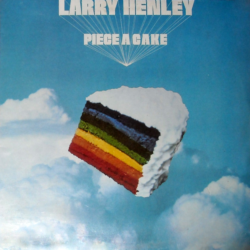 11 Piece a cake, de 1975, é o filho único de Larry Henley