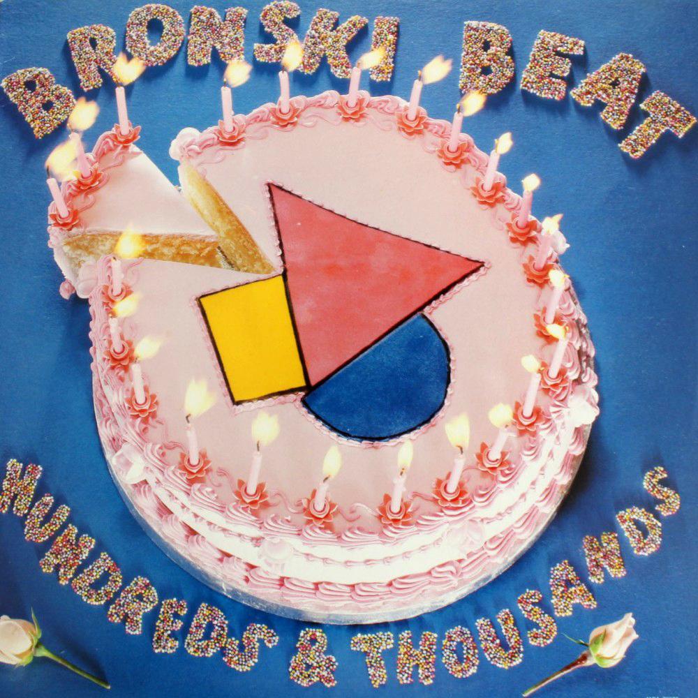 8 Hundreds & thousands, o segundo do Bronsky Beat, é considerado por muitos apenas um gap criativo entre o primeiro e o terceiro álbuns
