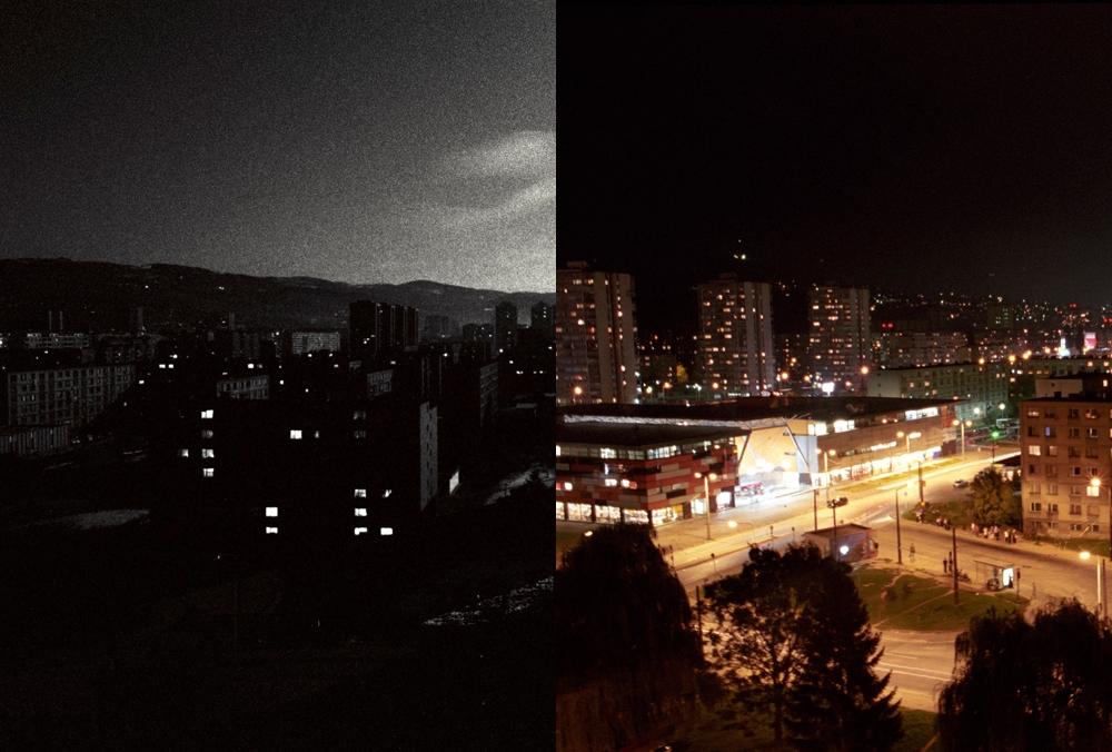 Sarajevo durante e depois da guerra