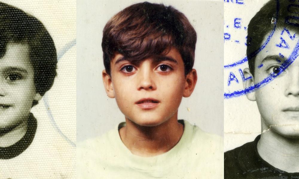 Maurício Cotrim da primeira infância à adolescência