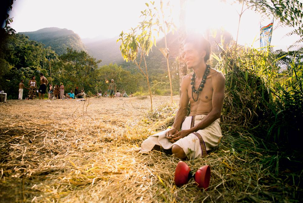 Rubier, o nômade colombiano