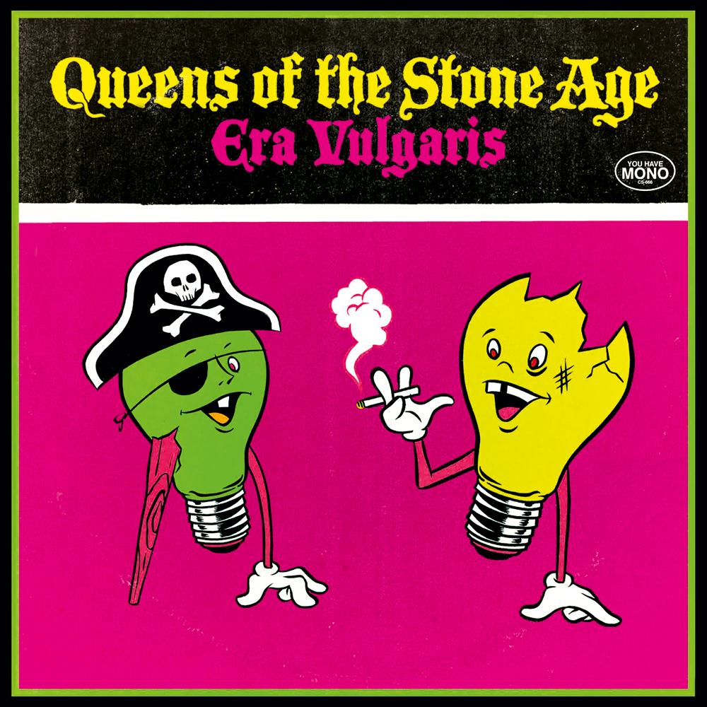 Em seu último disco, o Era vulgaris, de 2007, o Queens of the Stone Age reúne todas as esquisitices do universo do rock num álbum que, apesar de agressivo e pesado, está longe de ser barulhento.