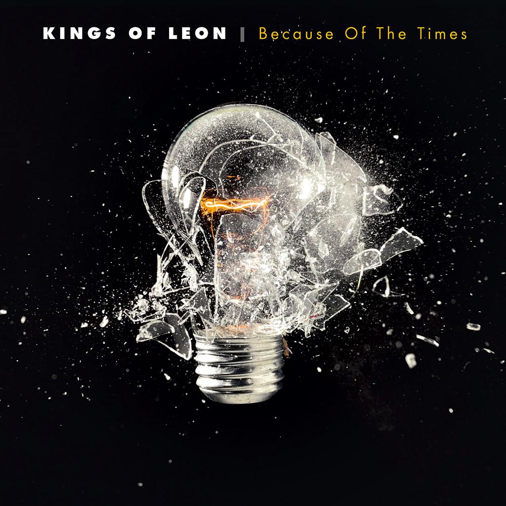 Mesmo com um notável acento sulista, foi apenas com Becouse of the times que o Kings of Leons pararam de ser comparados aos Strokes