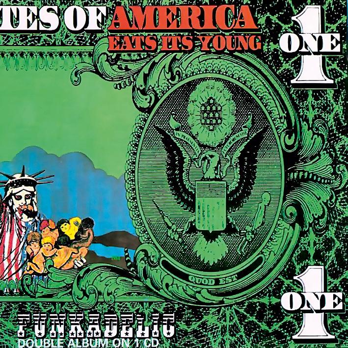 9 Depois da crueza do começo do Funkadelic, George Clinton reúne em um álbum duplo a banda mais completa da história do P-funk;