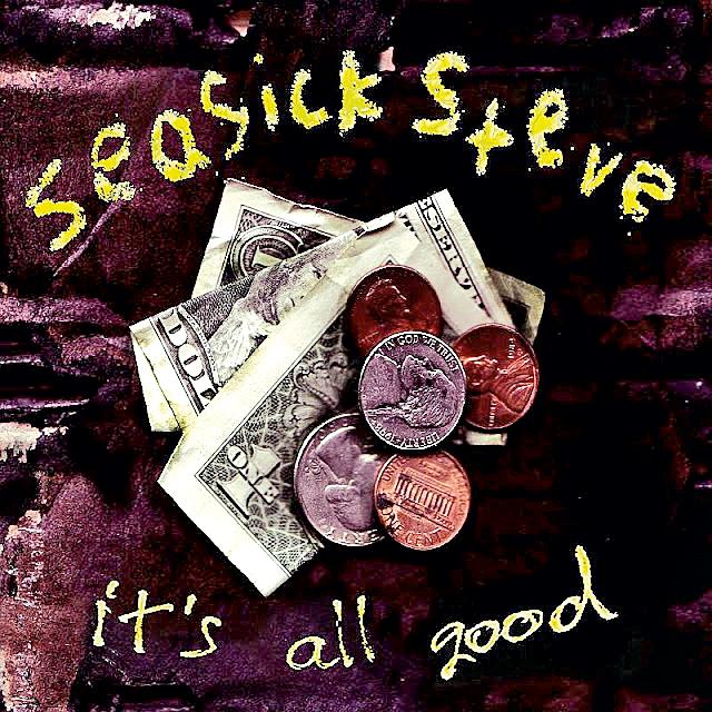 7 It's All Good, de 2009, é um EP com quatro inéditas. Um belo presentinho de velho Seasick Steve para quem ainda gosta de blues