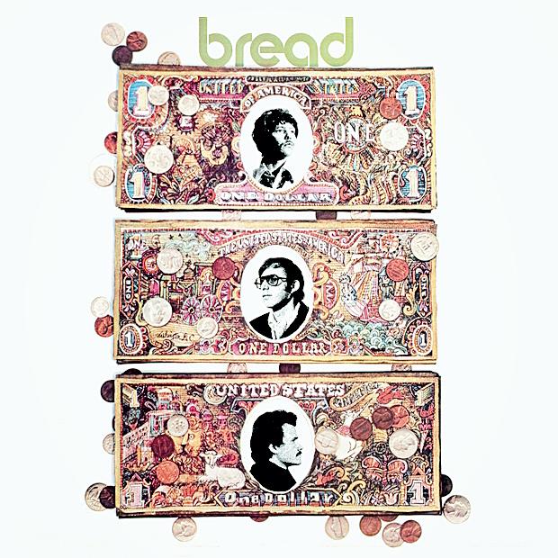 6 Em seu disco de estreia o Bread segue por um caminho sofisticado que vai além da reputação simplista de soft-rock que a banda conquistou.