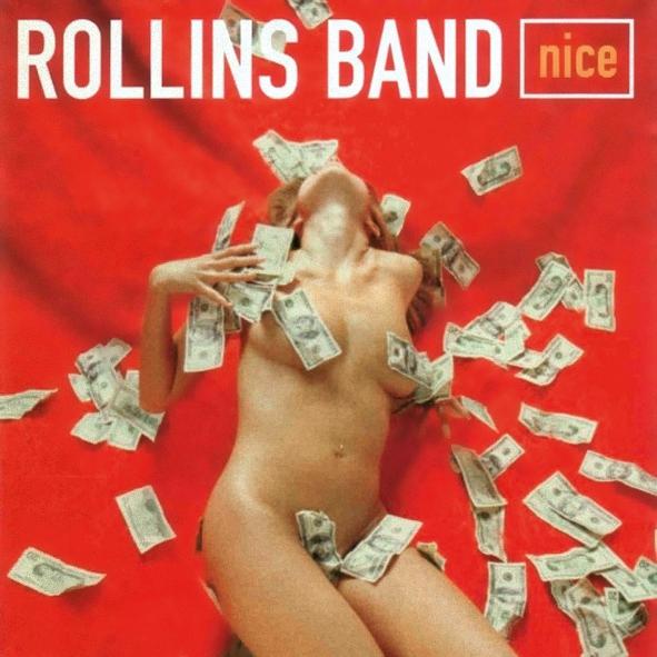 4 Henry Rollins pode sair do punk, mas o punk nunca sai de Henry Rollins. Dito isso, Nice, da Rollinds Band, é seu disco mais funkeado.