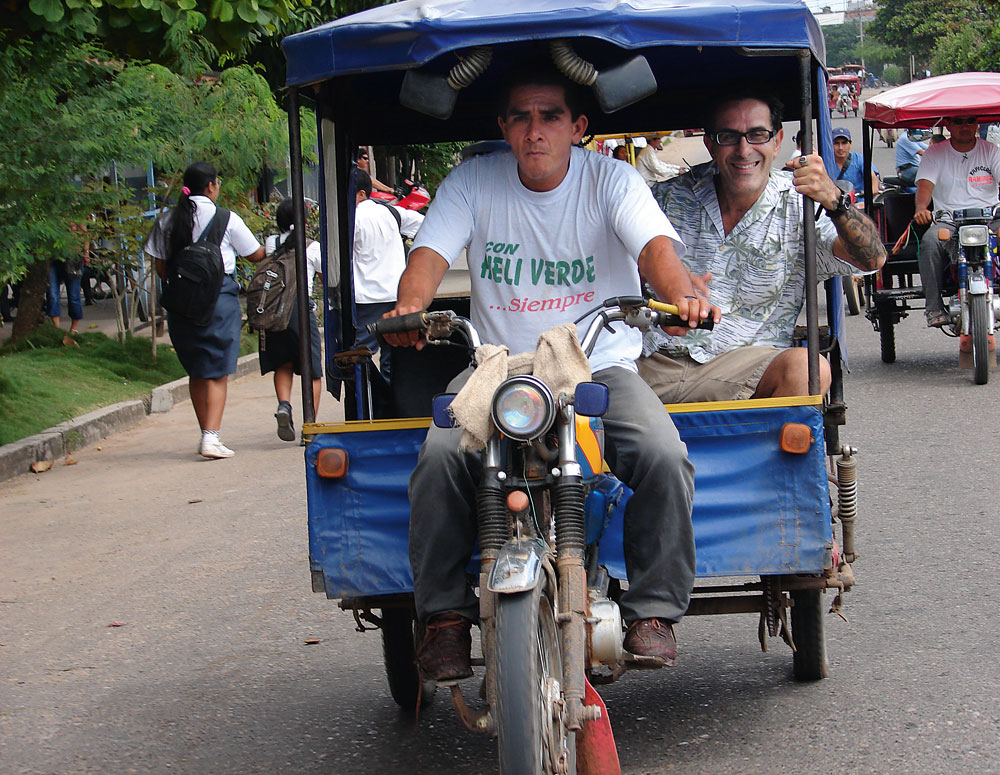 No trânsito vietnamita (2010)