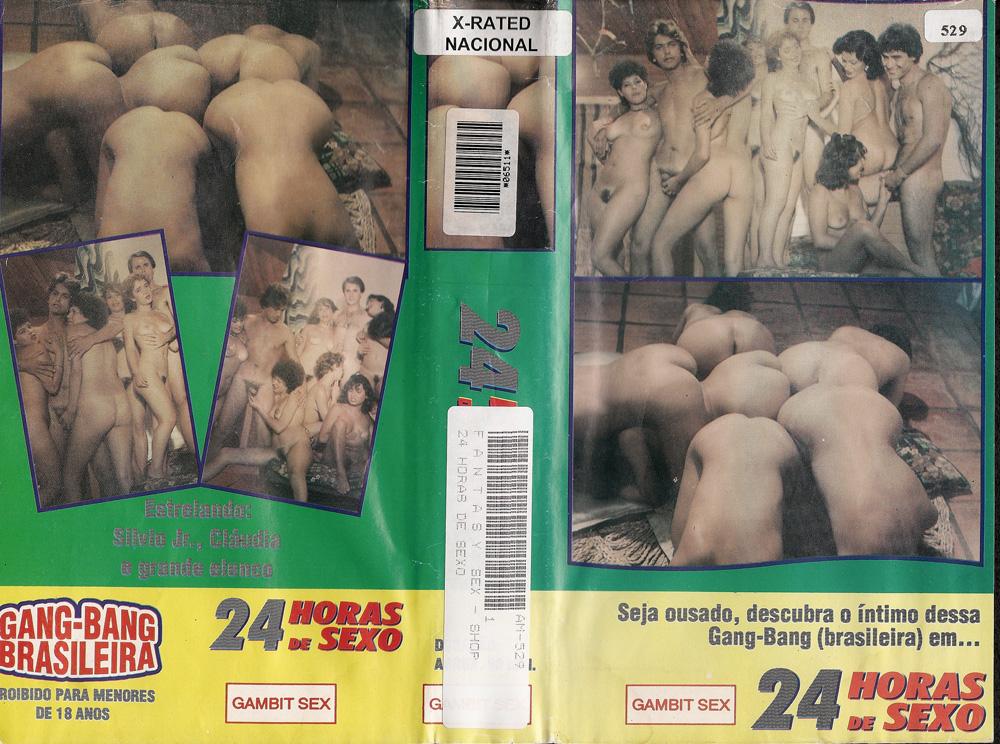 Cartaz controverso de  24 horas de sexo explícito