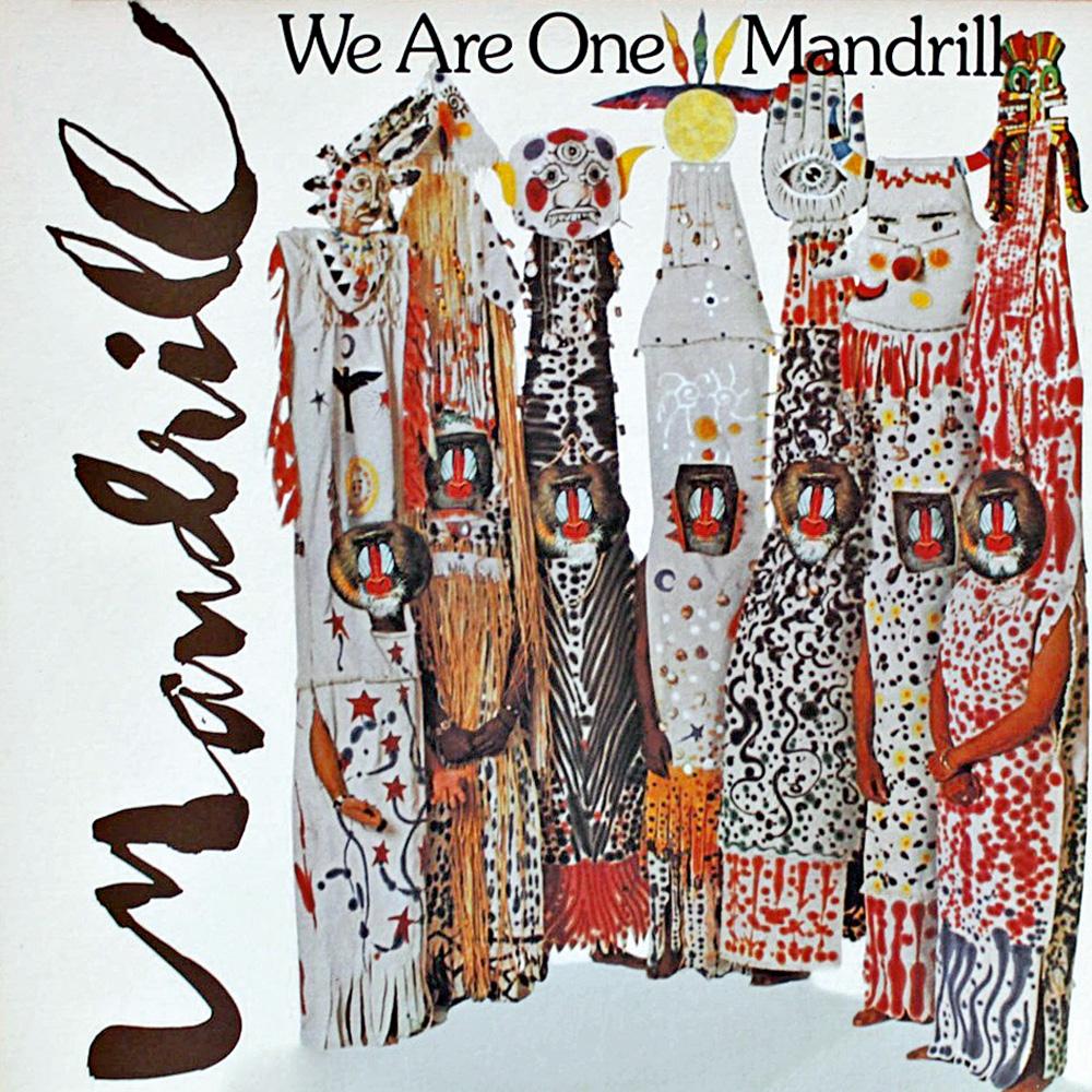 Mandrill é a banda com o funk afro-latino de tirar o fôlego mais eficiente da década de 1970. Em We Are One, seus grooves gotejam um caldo orgânico de rock, disco e reggae