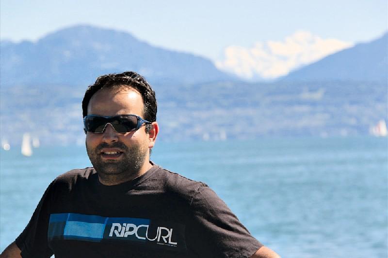 Murilo na Suíça