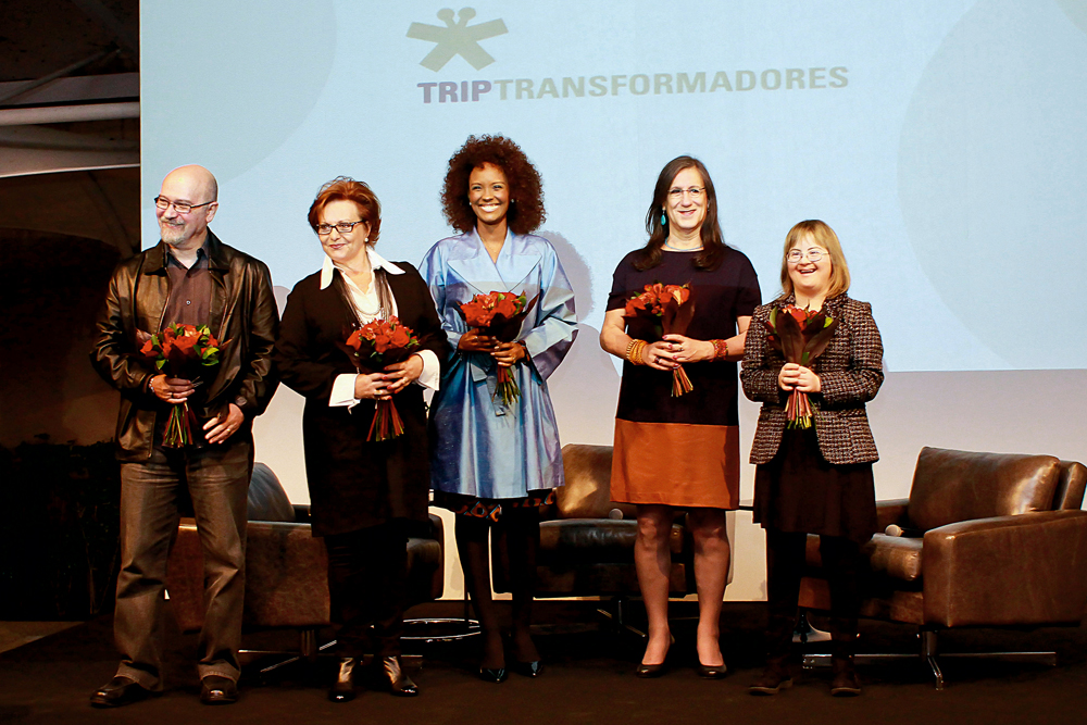 Luiz Eduardo Soares, Evelyn Ioshpe, Isabel Fillardis, Laerte e Ana Beatriz, que serão homenageados este ano