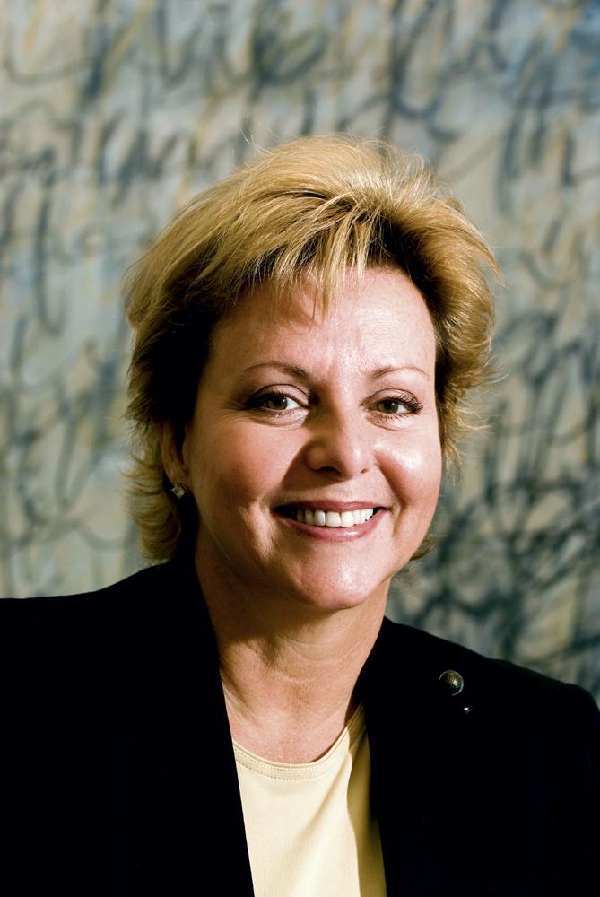 Evelyn Ioschpe: a socióloga, jornalista e presidente da Fundação Ioschpe atua no programa Formare, que já levou ensino técnico a 10 mil alunos. Também consolidou a Gife, rede sem fins lucrativos que reúne 142 associados e investe R$ 2 bilhões por ano na área social.