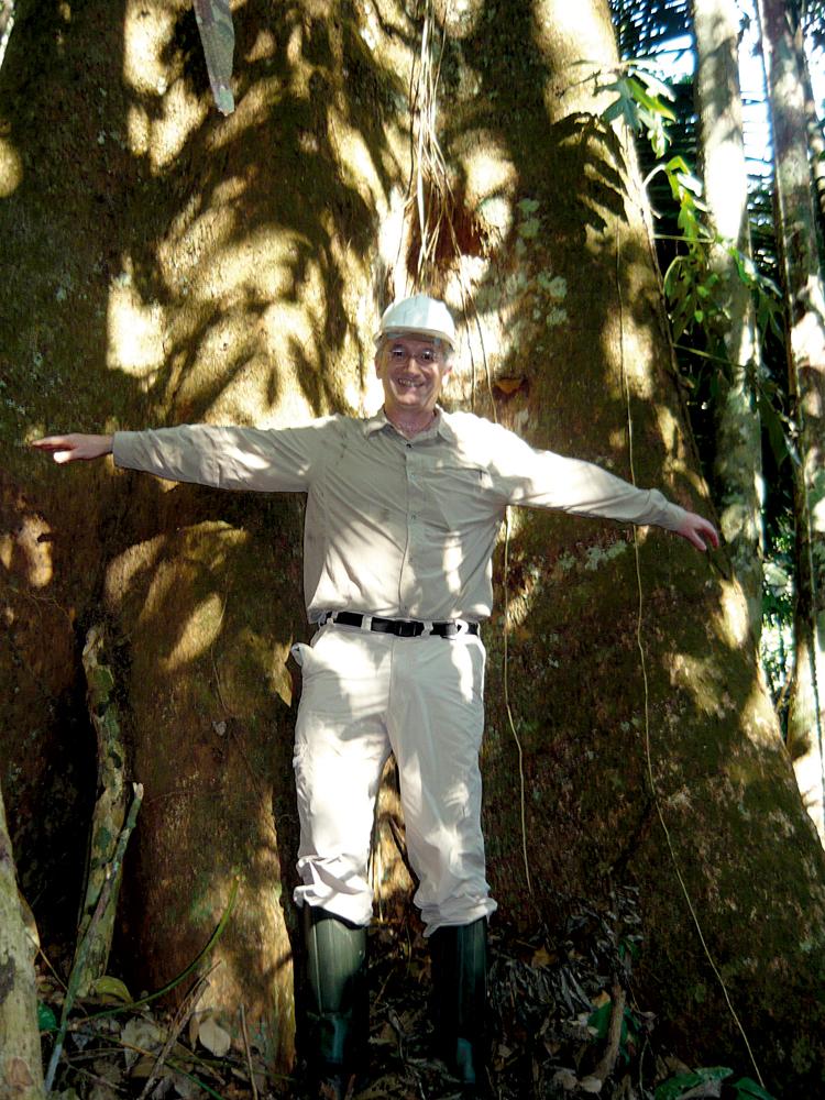 Roberto Waack - 'Já se foi o tempo que plantar e colher eram um início e fim', diz o manifesto da Amata, fundada pelo biólogo e administrador. A empresa trabalha com manejo sustentável de matas para extração comercial de madeira e é um exemplo de negócio do futuro