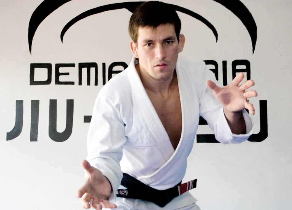 Damian Maia - Lutador de MMA no UFC