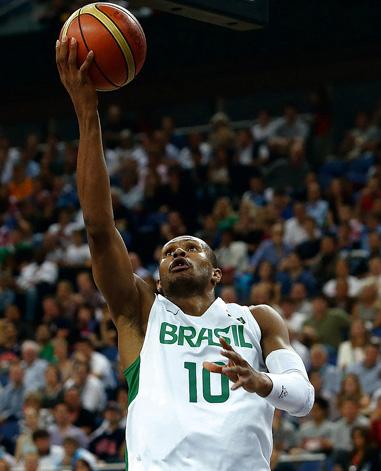 Leandrinho - Jogador da NBA no Boston Celtics e da seleção brasileira