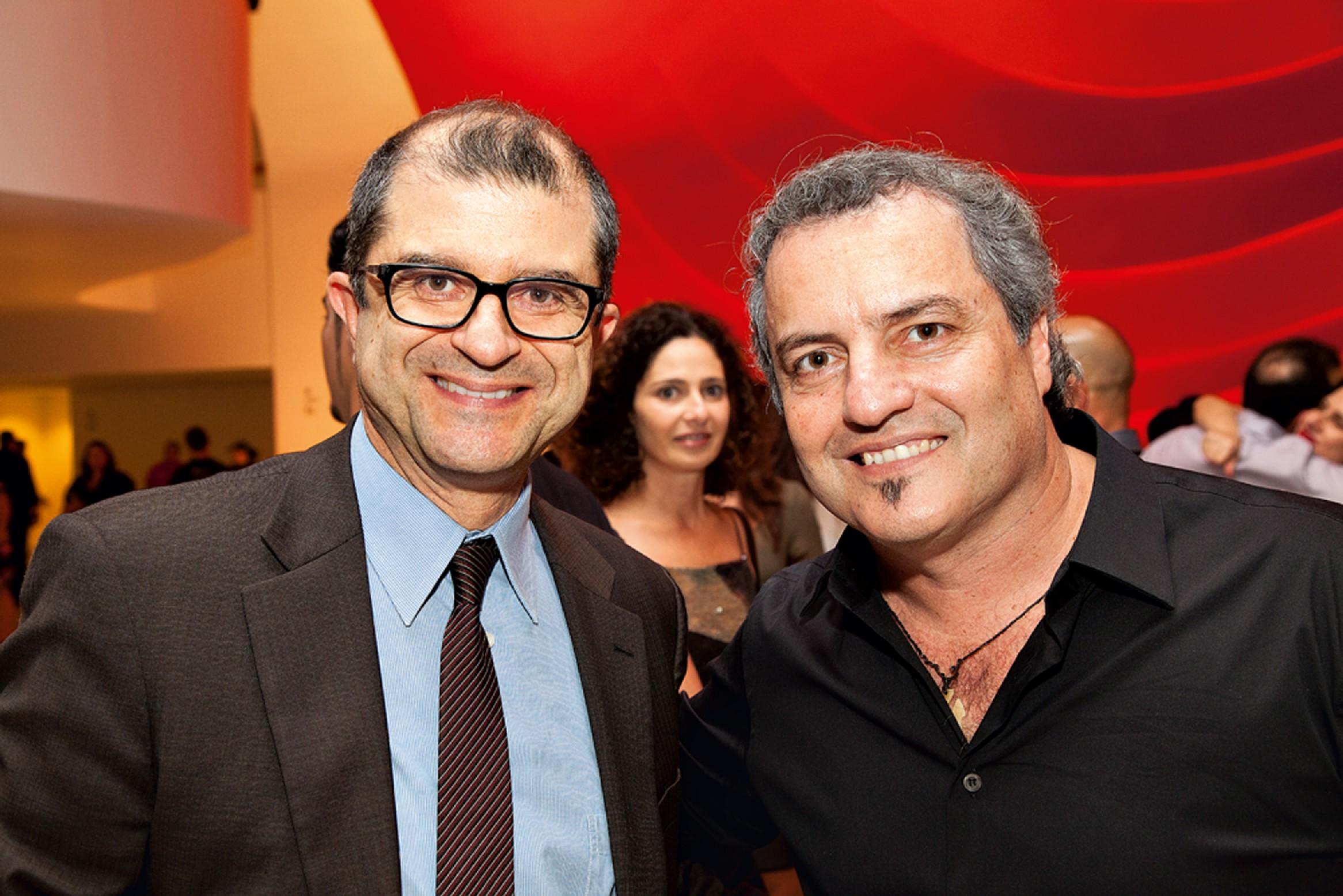 Ricardo Gandour e Paulo Lima