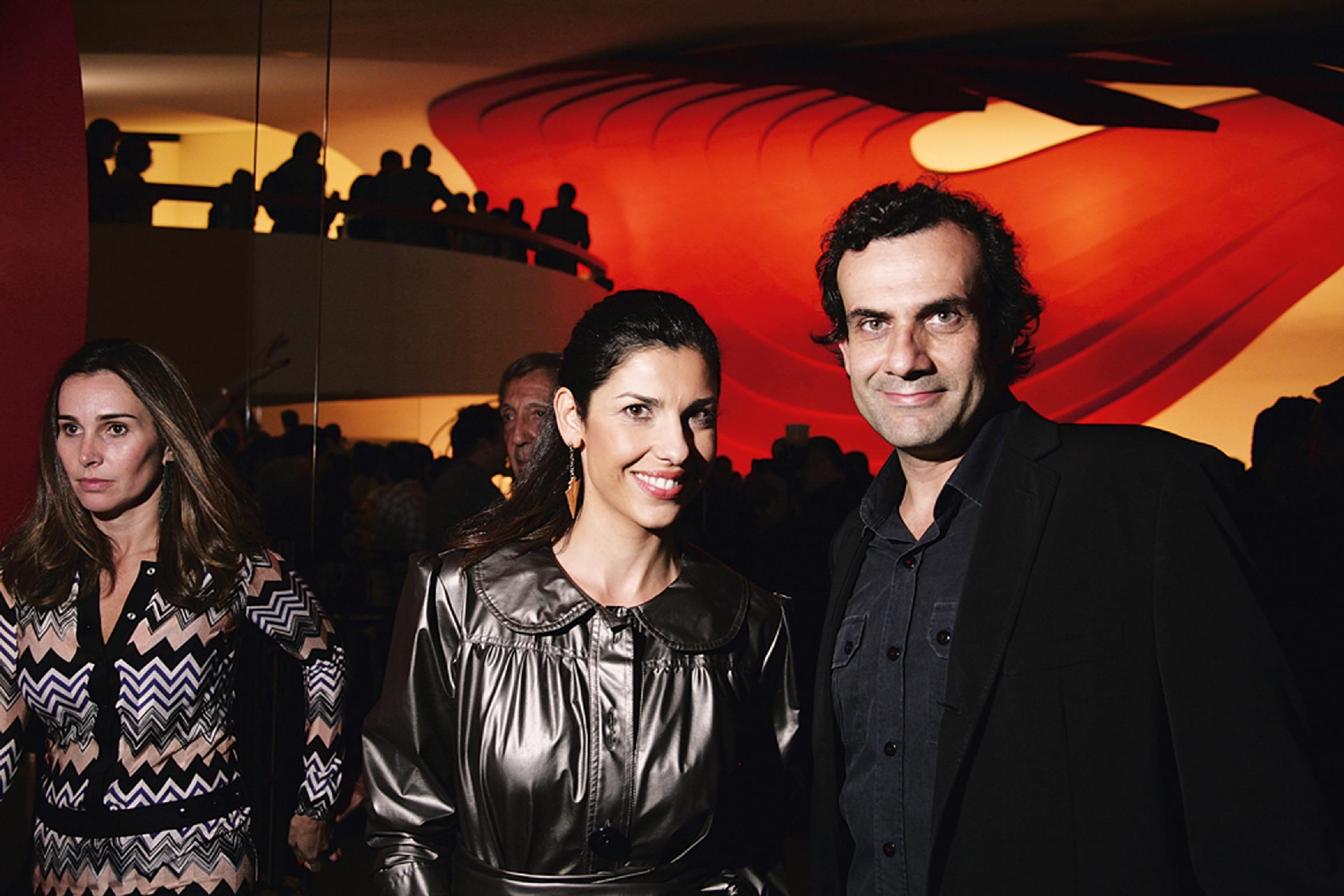 Carla Fiorito e Daniel Conti
