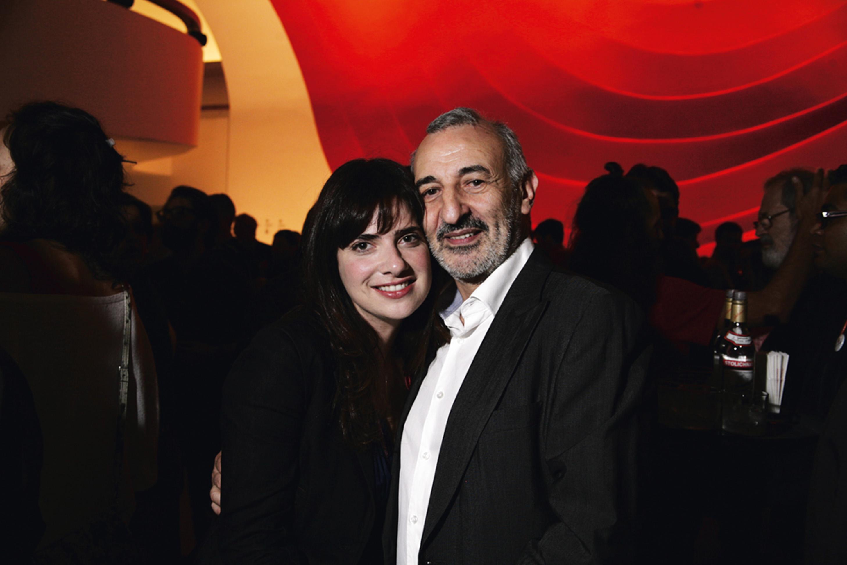 Rafic Farah e Suzana Jeha