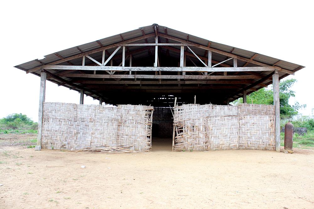 A visão geral de uma das escolas africanas: tudo começou com a malária