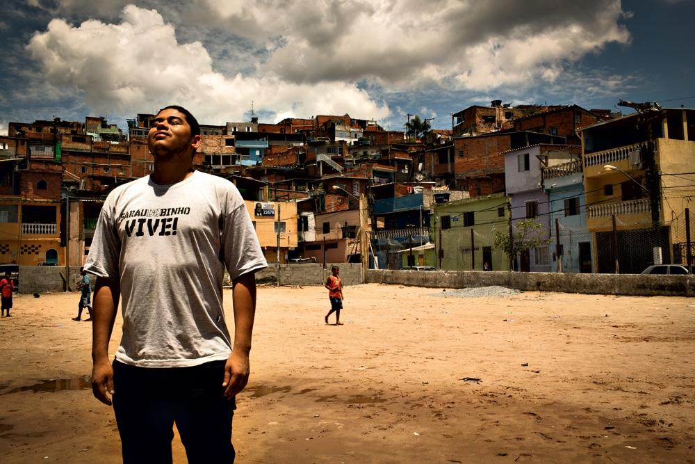 O ativista Thiago Vinicius, 23 anos, finalista de um concurso que escolheu um dos 11 homenageados do último Prêmio Trip Transformadores e idealizador do Solano no Capão
