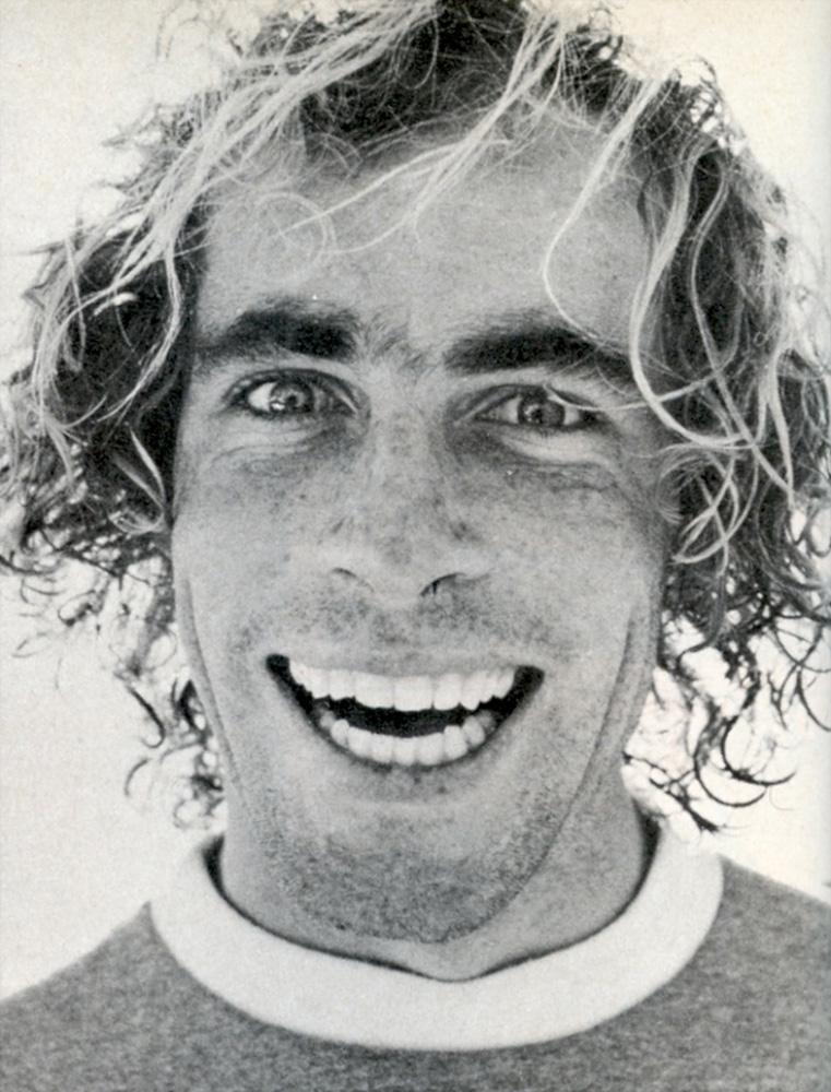Nick em foto de 1982